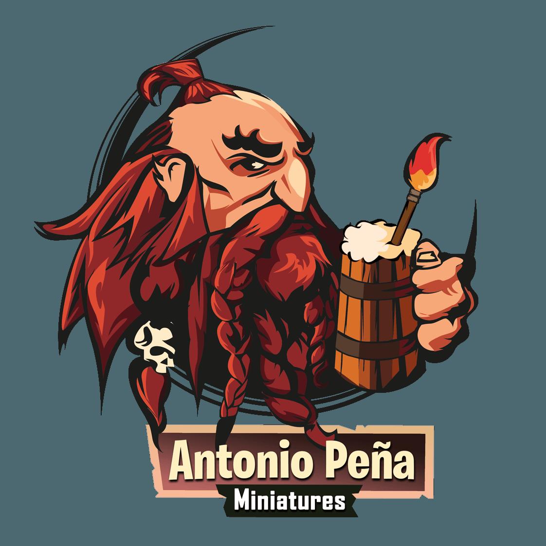 Antonio Peña Miniatures